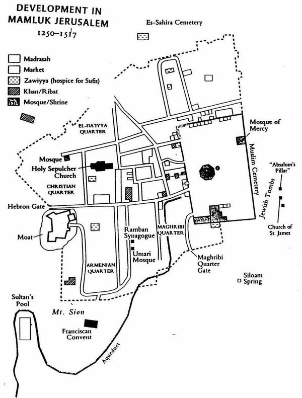 La période mamelouke (648/1250 – 922/1517)